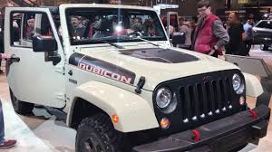2018 jeep rubicon recon. exellent rubicon 2017 jeep wrangler unlimited rubicon recon edition gobi paint chicago  auto show summitautocom  youtube intended 2018 jeep rubicon recon c