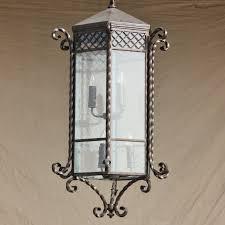 outdoor exterior hanging lighting