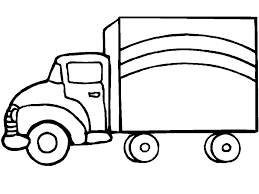 Truck Coloring Pages For Preschoolers 40 free printable truck coloring pages download on jacked up truck coloring pages