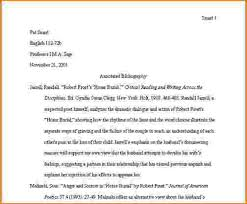 mla format annotated bibliography examples   Annotated bibliography Creative Template