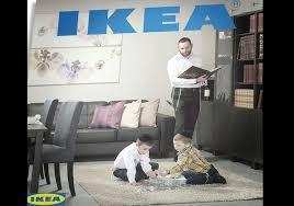 ikea furniture catalog. The Cover Of IKEA Catalog Aimed At Ultra-Orthodox Jews In Israel, Which Ikea Furniture