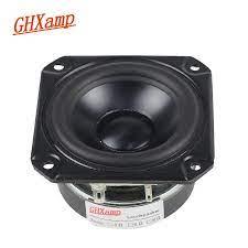 3 INCH Bass Full Range Speaker Center Woofer 4OHM Waterproof Tweeter Mid  For Peerless Speaker DIY 15W 40W|inch 4ohm|range speakerfull range speaker  - AliExpress