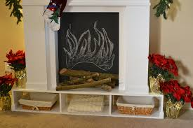 how to build a fake fireplace mantel