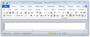 microsoft word menus difference of tools menu between word 2003 word 2007 and word 2010