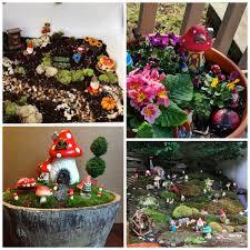unique gnome garden ideas for yard