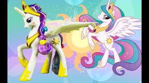 Принцесса Селестия <b>игрушка My little</b> Pony / Princess Celestia <b>toy</b> ...