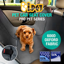 pet waterproof pet cat dog car back seat cover hammock nonslip protector mat 9350062070857