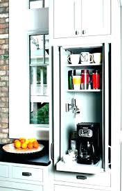 office coffee bar. Coffee Bar Cabinet Ideas Office Station Decor Interesting View