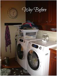 Easy Laundry Room Makeovers Laundry Room Makeover Part 4 Final Reveal