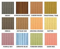 Gel Stain Color Chart Woodoc Gel Stain Color Chart Gel Stains Paint Stain