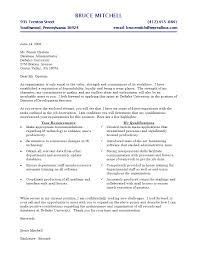 Elegant Sample Cover Letter For A Teaching Position With No