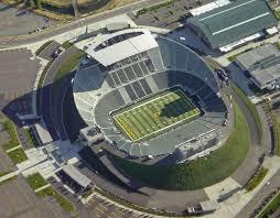 Autzen Stadium Seating Chart View Eugene Oregon Ducks Stadium
