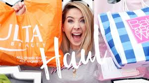 huge american haul ulta beauty bath bodyworks glossier duane reade zoella