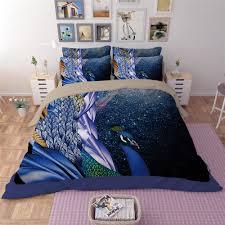 Peacock Bedroom Online Get Cheap Peacock Bedroom Set Aliexpresscom Alibaba Group