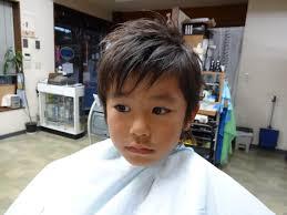 Sanpatsu キッズ 髪型 男の子
