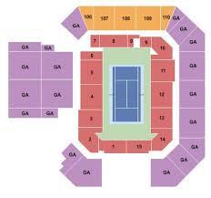 New Louis Armstrong Stadium Seating Chart Louis Armstrong Stadium Tickets And Louis Armstrong Stadium