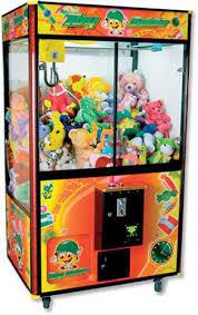 Stuffed Animal Vending Machine Simple Plush Crane Got Free Shipping US