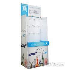 T Shirt Stand Display TShirt promotion peg hook display standcardboard displays 29