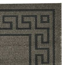new solid black outdoor rug our gallery of fanciful black outdoor rug modest ideas solid border
