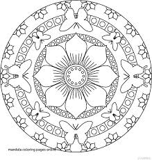 Free Celtic Mandala Coloring Pages Color Mandalas Colouring Pages