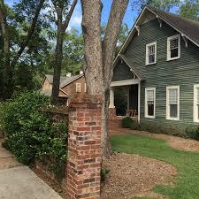 craftsman house exterior paint colors 6