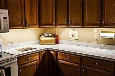kitchen lighting under cabinet led. Led Light Under Cabinet Illuminating The Area Cabinets Really Transforms A Room Bars Kitchen Lighting U