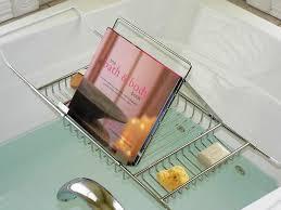 Bathroom Book Rack Bathtub Book Rack Icsdriorg
