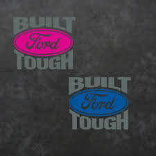 pink built ford tough logo.  Logo Image 0 Intended Pink Built Ford Tough Logo T