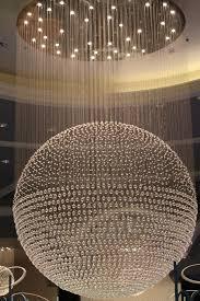 good looking disco ball chandelier 12 crystal glass sparkle sphere globe suspended light 1132469 jpg d