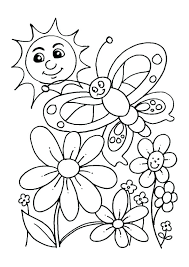 Coloring Pages For Preschoolers Free Printable Coloring Pages For