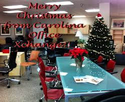 Merry Christmas To All Carolina Office Xchange