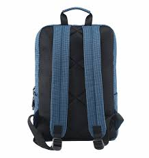 Рюкзак Xiaomi <b>Mi Casual Backpack</b> (<b>синий</b>) — купить в ...