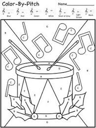 012b333bd0a784b06c4568f58345447e christmas colors christmas music a large selection of printable worksheets with a musical theme on music literacy worksheets
