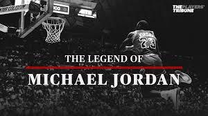 The Legend of <b>Michael Jordan</b>   The Players' Tribune