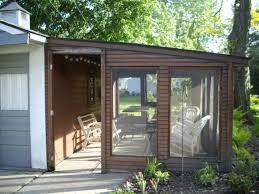 enclosed patio patio enclosures