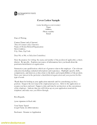 Inspirational Cover Letter Purdue Owl Example Cover Letter Exemples
