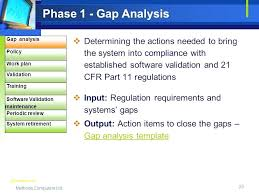Software Requirements Gap Analysis Template – Echotrailers