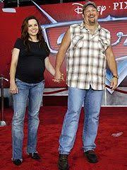 larry the cable guy wife.  Guy Larry The Cable Guy And Cara Whitney Married Intended Wife C