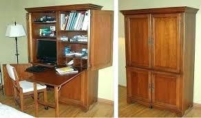 home office desk armoire. office armoire desks home desk computer pottery barn .