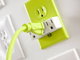 Why Does My Gfci Outlet Have A Yellow Light Why You Should Avoid Using Plug Adapters