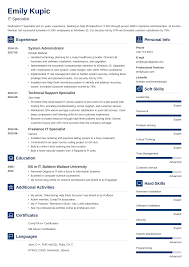 Technical Skills On A Resumes Technical Resume Template Guide 20 Examples