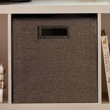 Decorative Fabric Storage Boxes ClosetMaid Decorative Storage Fabric Storage Bin Reviews Wayfair 46