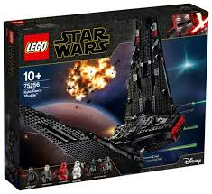 <b>Конструктор LEGO Star Wars</b> 75256 Шаттл Кайло Рена — купить ...