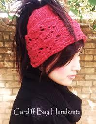 Ponytail Hat Knitting Pattern Impressive Knitting PatternKnit Ponytail Hatteenswomenmessy Bun