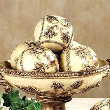 Decorative Balls And Bowls Beauteous Decorative Balls For Bowls Decorative Balls For Bowl S Decorative