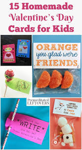 homemade valentine s day cards for kids. Interesting For These 15 DIY Valentineu0027s Day Cards For Kids Are Adorable And Fun To Make  Kids To Homemade Valentine S Cards For H