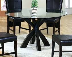 glass round table set circle glass table large size of dining room glass kitchen table and