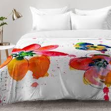 watercolor comforter set. Modren Set Intended Watercolor Comforter Set L