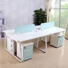 deck screen desk office furniture. Fine Office Shenzhen Office Furniture Staff Tables Combination Of Four Work Stations Screen  Deck Computer Desk To Deck Screen Desk Office Furniture