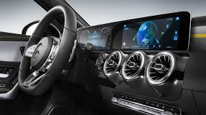 Life's less good in the back. 2018 Mercedes Benz A Class Interiors Revealed Autodevot